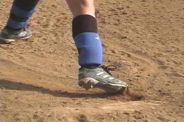 softball pitching rubber